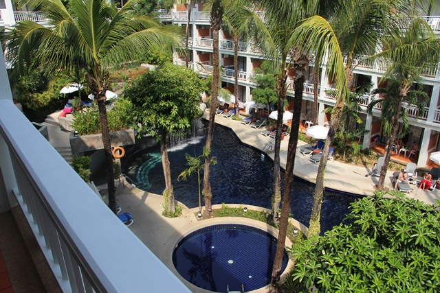 Phuket Brokers Agency's SUNSET BEACH RESORT CONDO 1