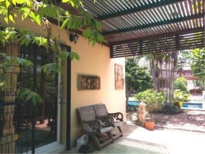 RE/MAX Town & Country Property Agency's 2 Houses with Swimming pool in the middle for sale in Baan Amphur 6