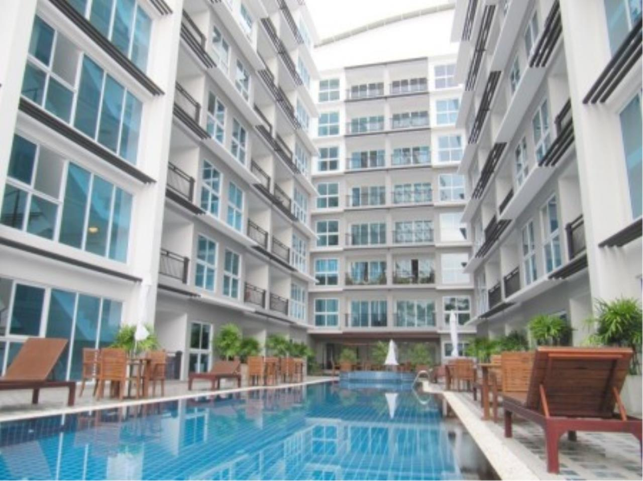 RE/MAX Town & Country Property Agency's Nice 1 bedroom in Central Pattaya ! 1