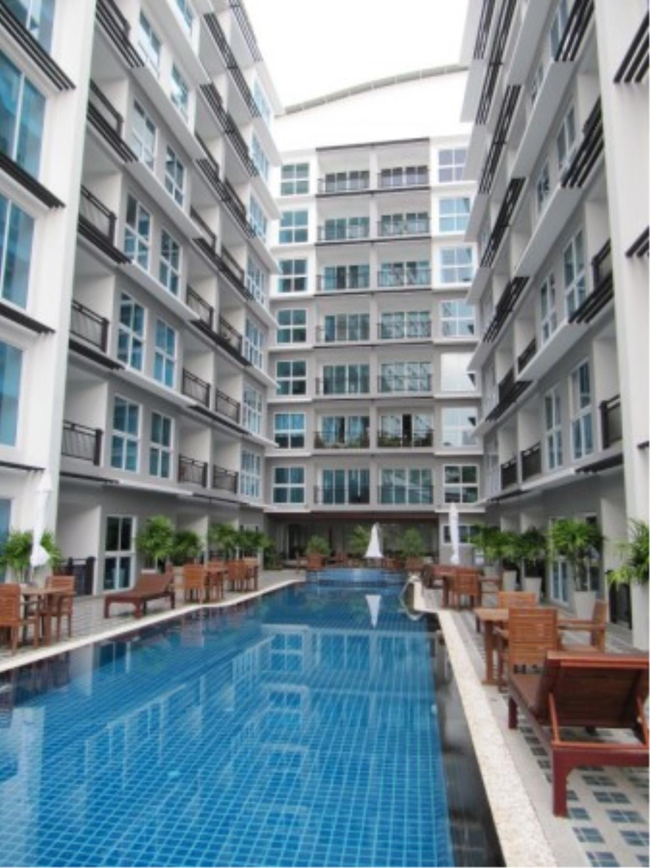 RE/MAX Town & Country Property Agency's Nice 1 bedroom in Central Pattaya ! 12