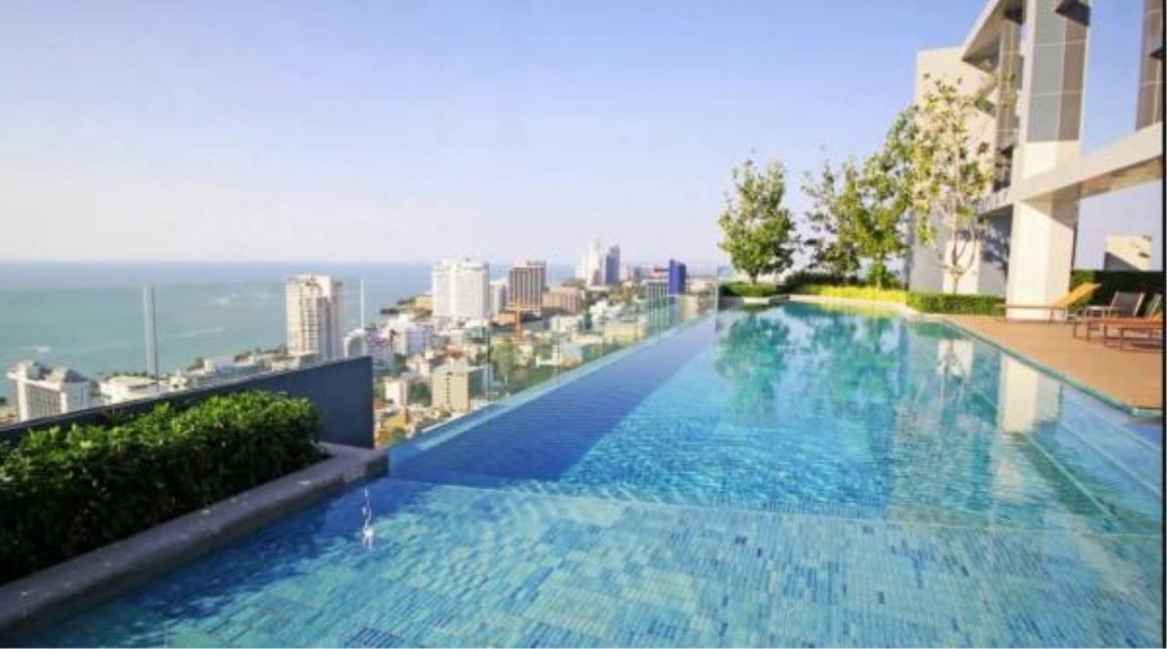 RE/MAX Town & Country Property Agency's Nice condo for rent in Central Pattaya 1