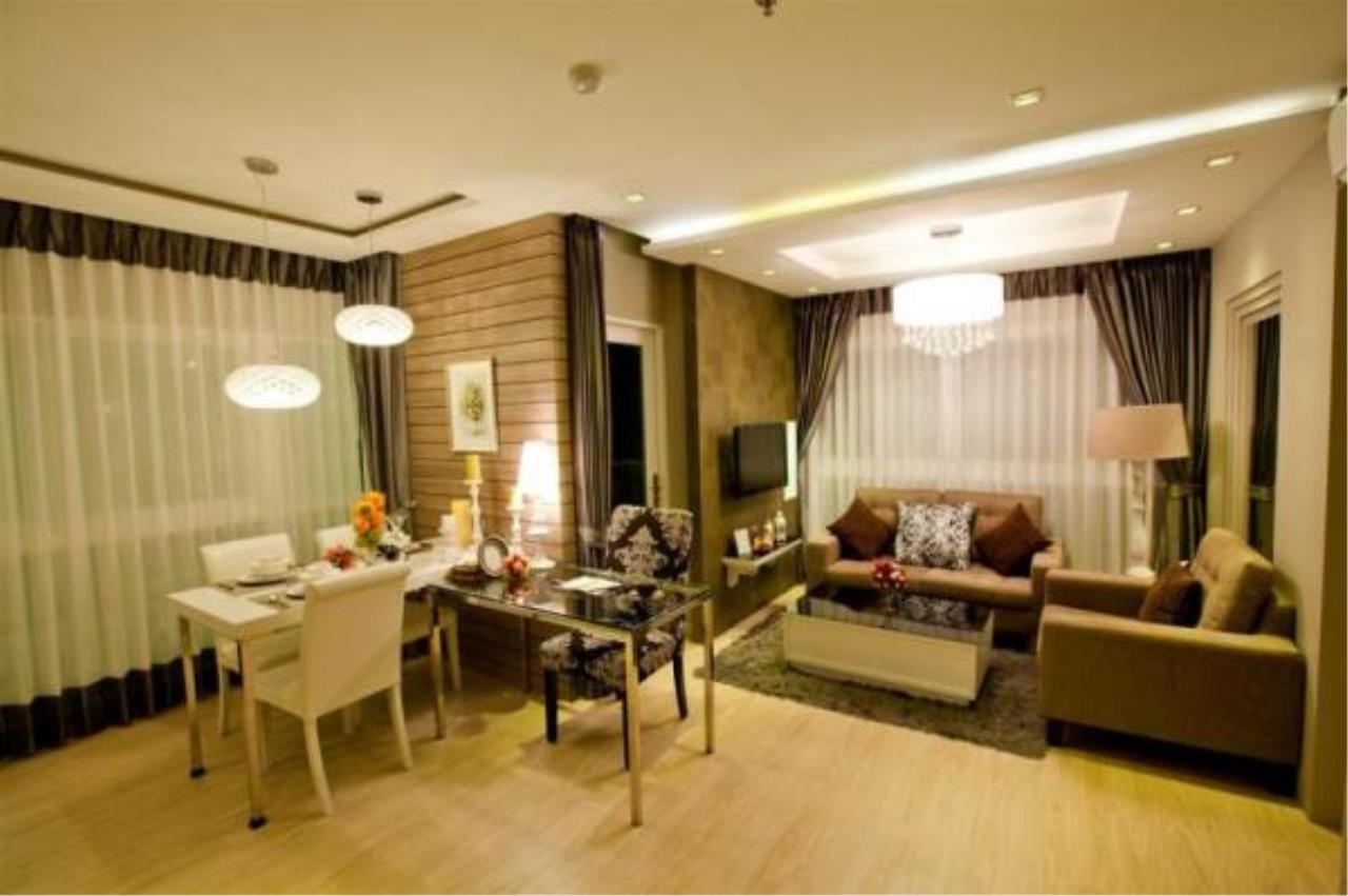 RE/MAX Town & Country Property Agency's New high rise condo in Jomtien 1