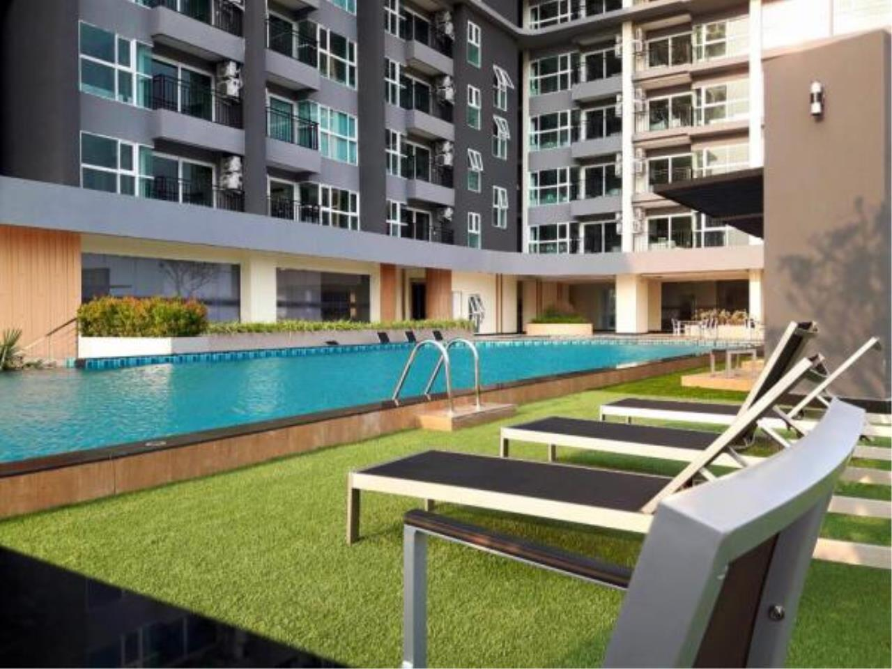 RE/MAX Town & Country Property Agency's New high rise condo in Jomtien 11