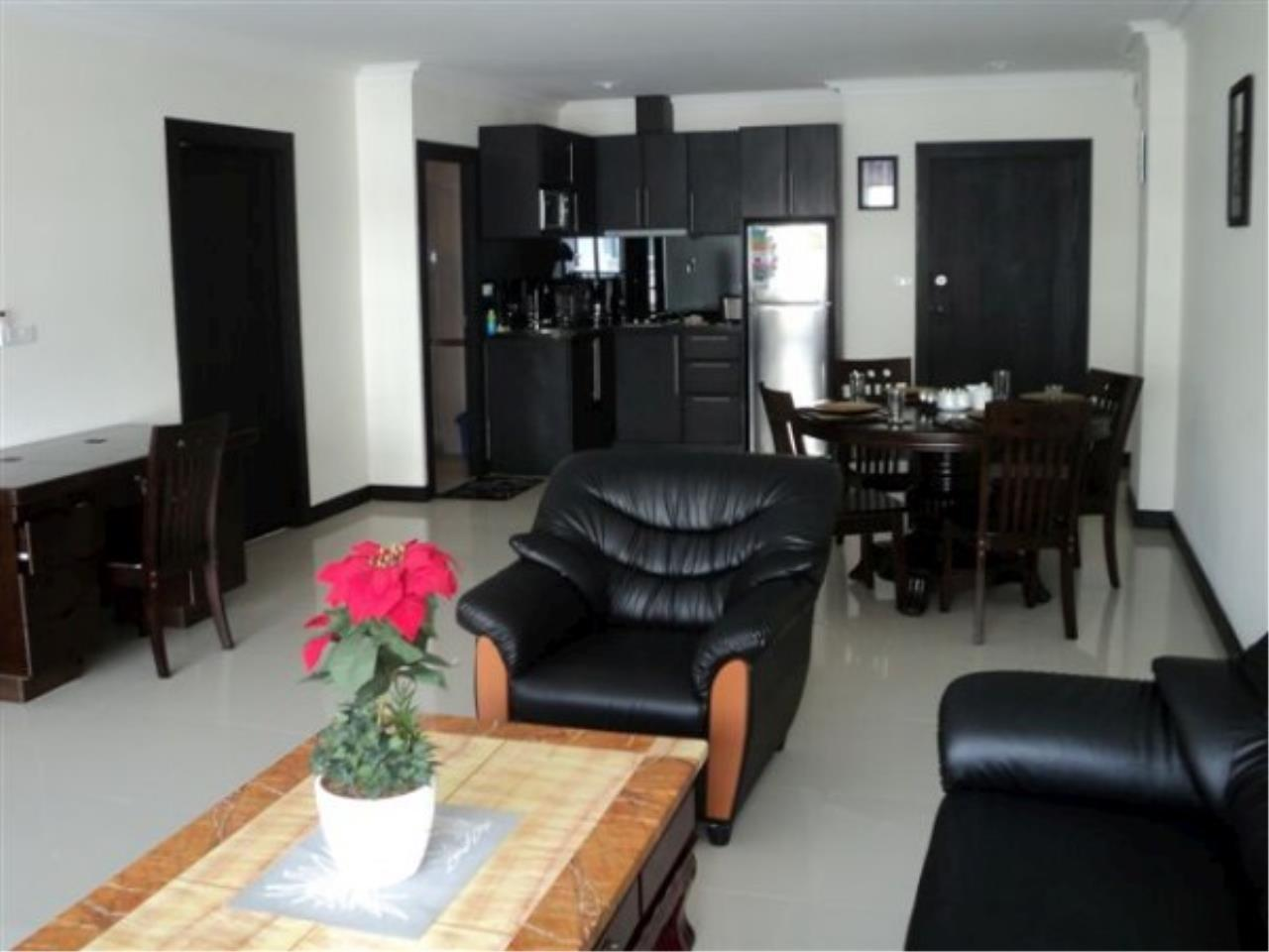 RE/MAX Town & Country Property Agency's Attractive condo at center of Jomtien 6