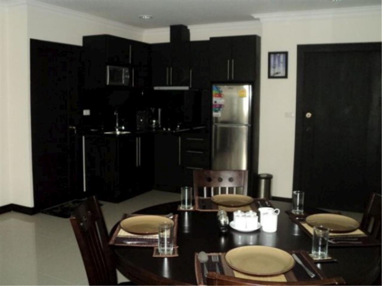RE/MAX Town & Country Property Agency's Attractive condo at center of Jomtien 8