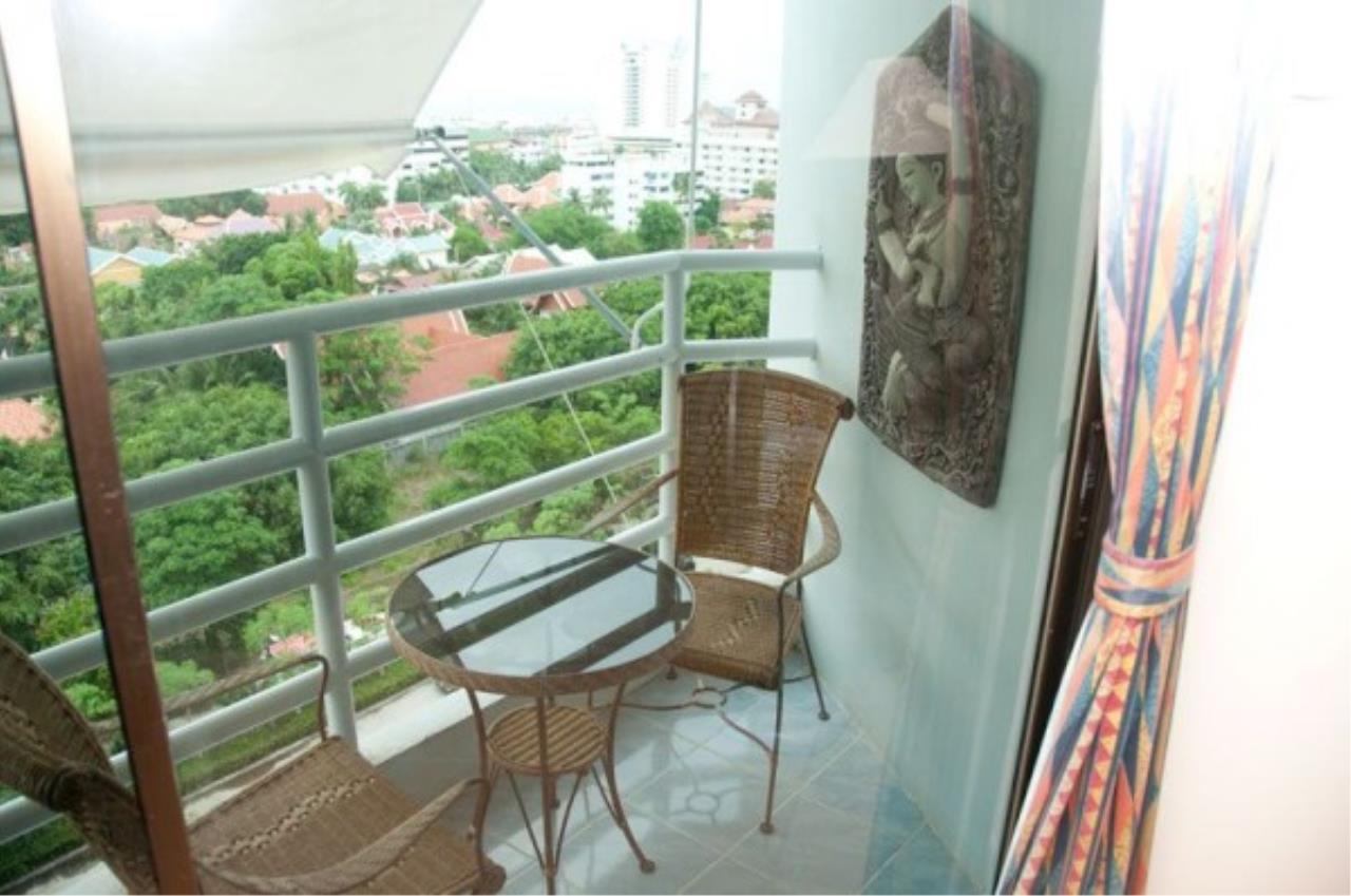 RE/MAX Town & Country Property Agency's One bedroom apartment in Jomtien 8