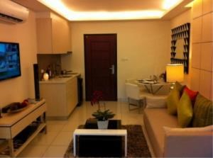 RE/MAX Town & Country Property Agency's 1 Bedroom condo for sale in Jomtien 1