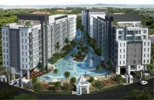 RE/MAX Town & Country Property Agency's 1 Bedroom condo for sale in Jomtien 12