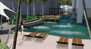 RE/MAX Town & Country Property Agency's 1 Bedroom condo for sale in Jomtien 9