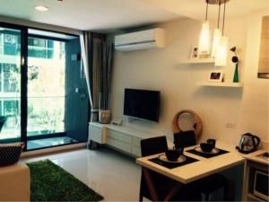 RE/MAX Town & Country Property Agency's 2 bedroom condo for rent in Jomtien 2