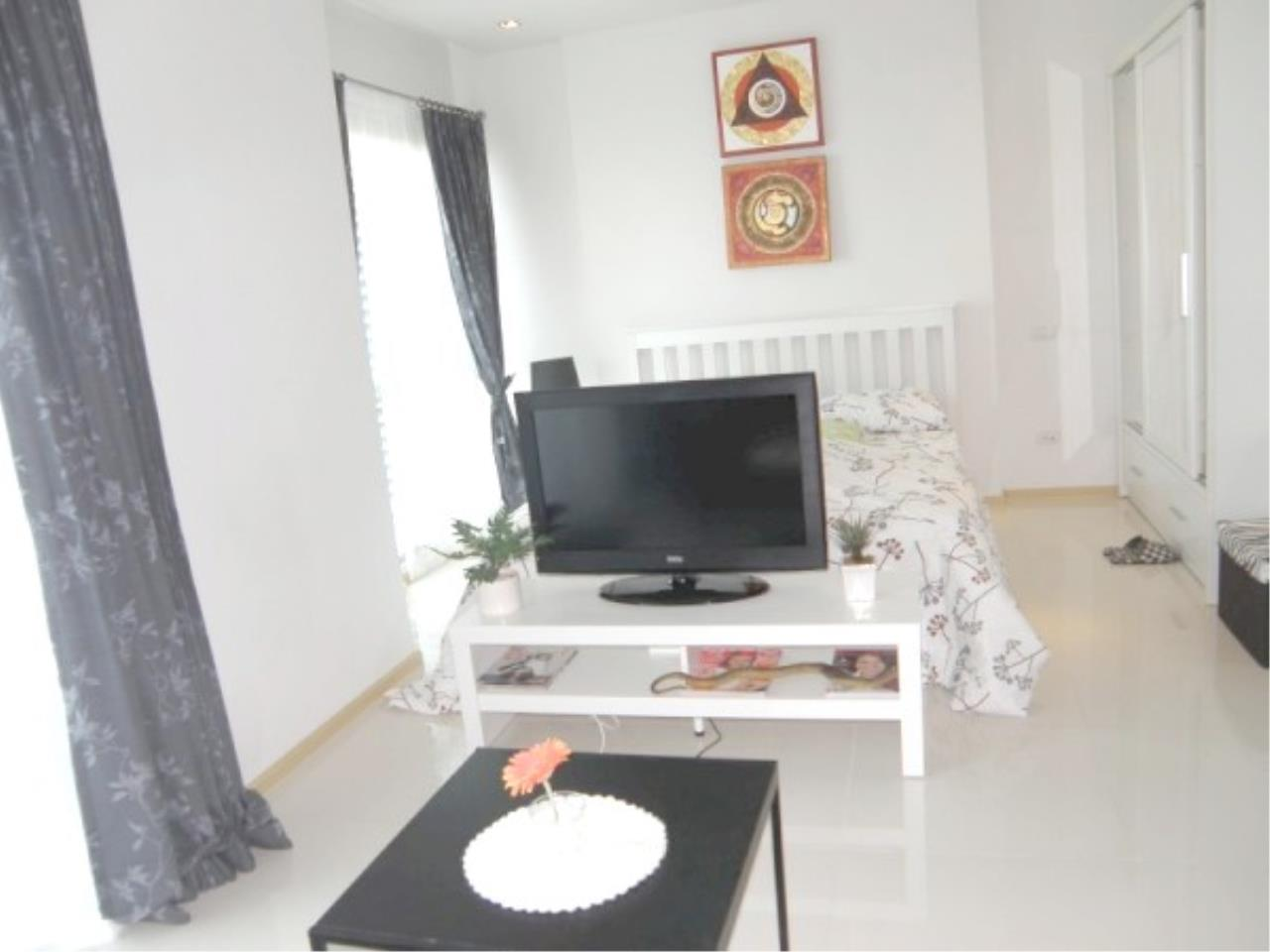 RE/MAX Town & Country Property Agency's Nice studio for sale in Jomtien 1