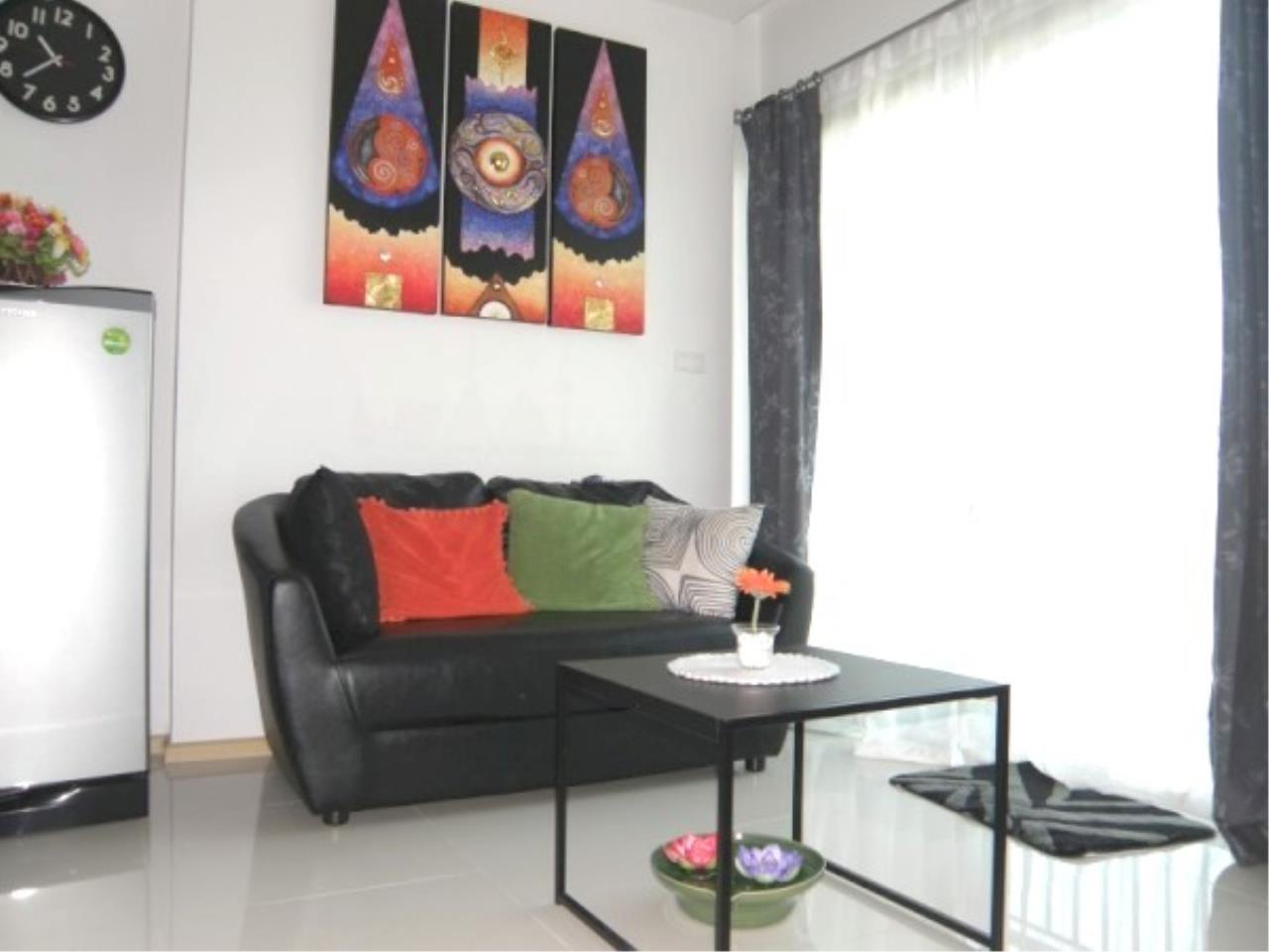 RE/MAX Town & Country Property Agency's Nice studio for sale in Jomtien 6