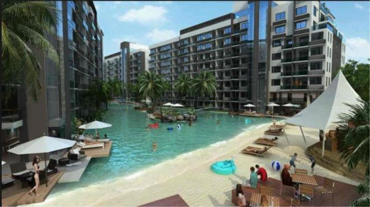 RE/MAX Town & Country Property Agency's Nice condo for sale in Laguna beach Jomtien 5
