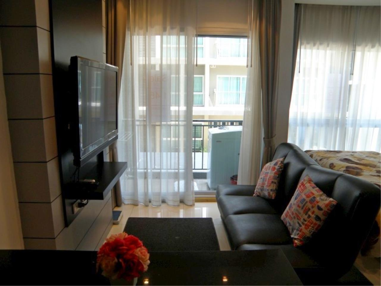 RE/MAX Town & Country Property Agency's Studio for sale in Jomtien 2