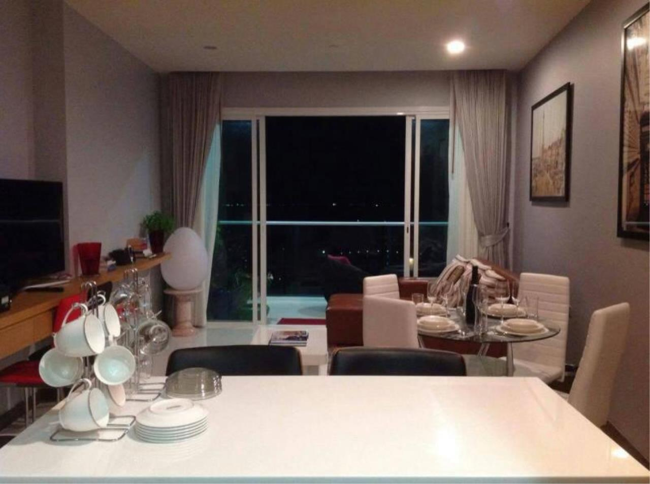 RE/MAX Town & Country Property Agency's Beachfront condo for rent in Jomtien 3