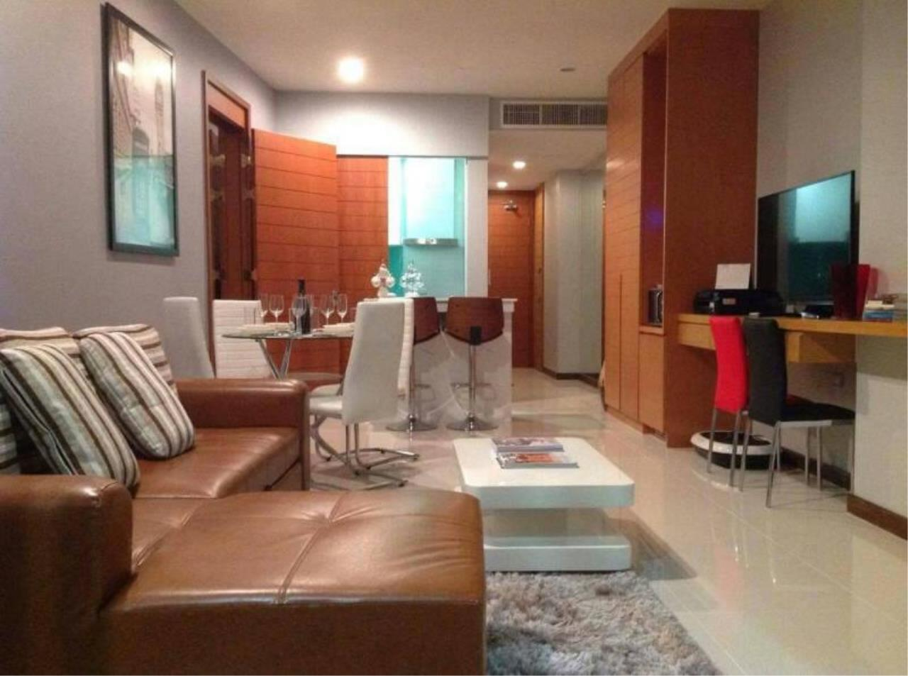 RE/MAX Town & Country Property Agency's Beachfront condo for rent in Jomtien 4