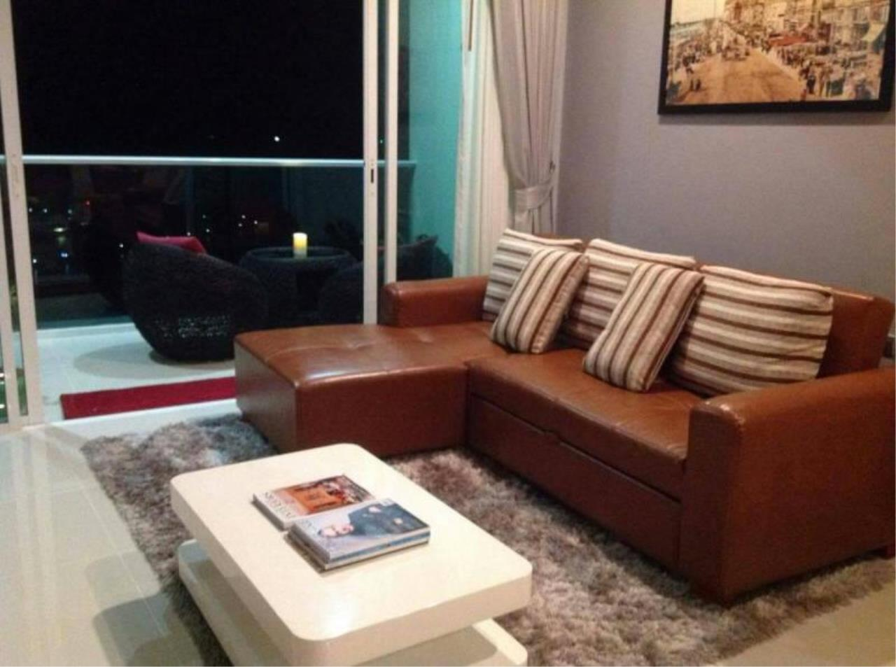 RE/MAX Town & Country Property Agency's Beachfront condo for rent in Jomtien 5