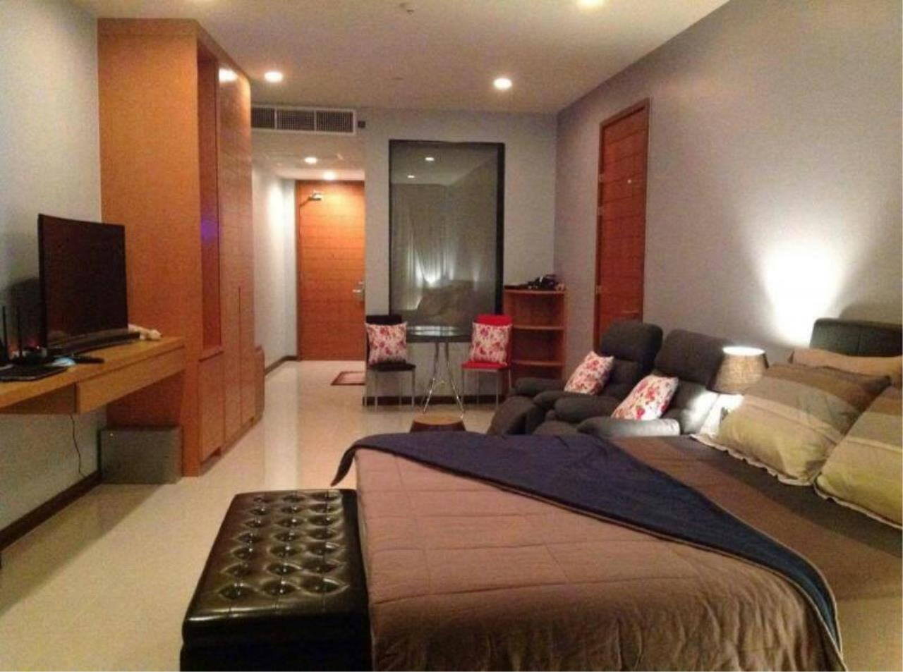 RE/MAX Town & Country Property Agency's Beachfront condo for rent in Jomtien 7