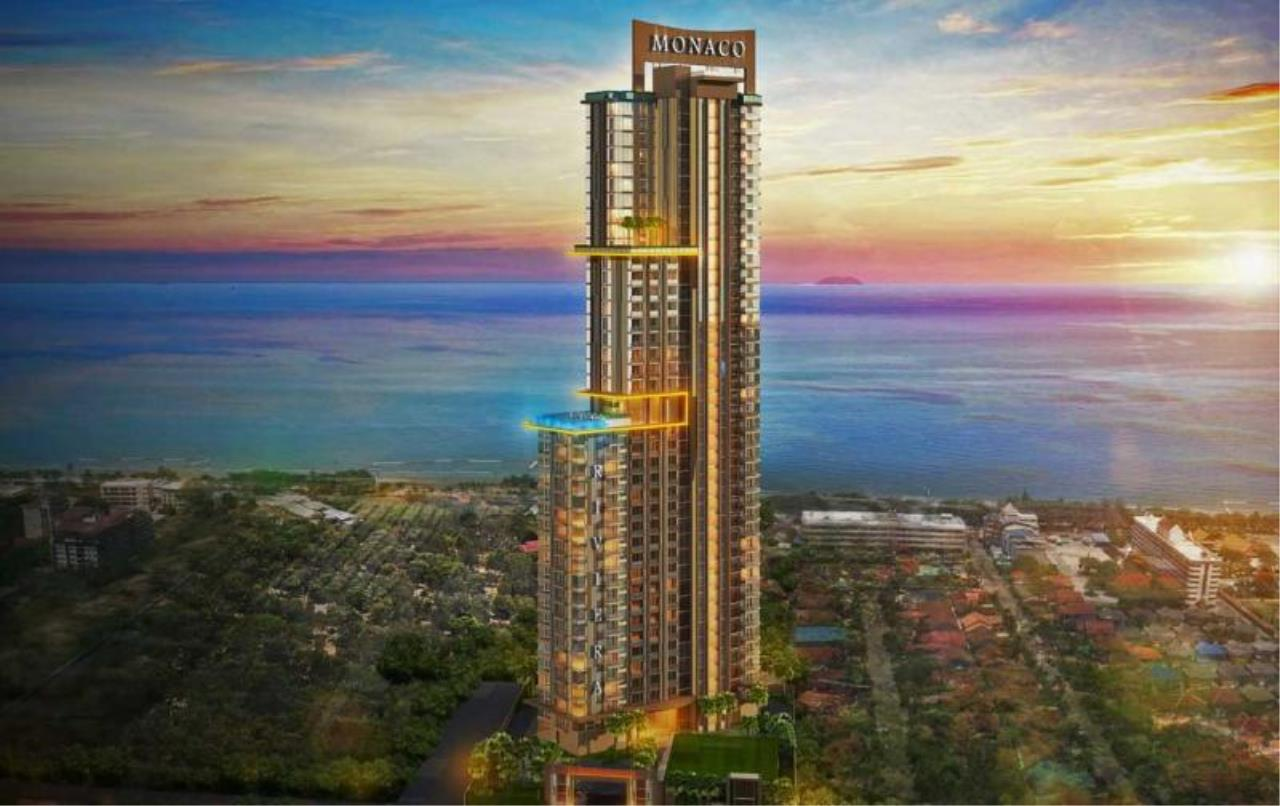 RE/MAX Town & Country Property Agency's New Project in Jomtien 1