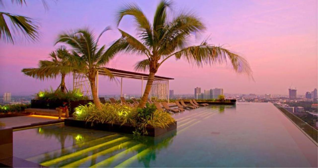 RE/MAX Town & Country Property Agency's Luxury condo in Jomtien 2