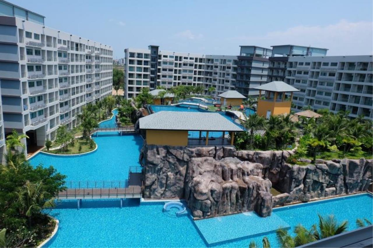 RE/MAX Town & Country Property Agency's Very nice one bedroom in Jomtien 1