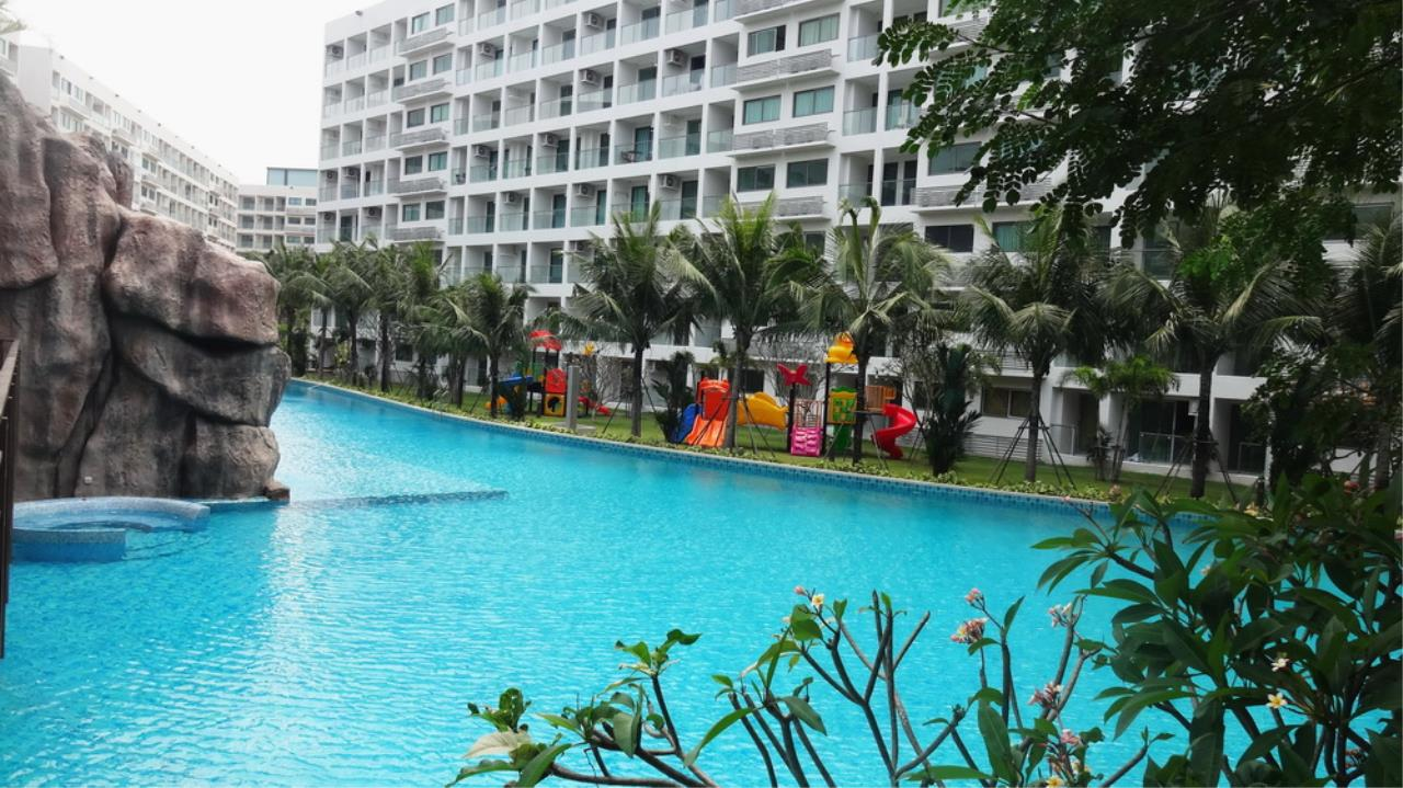 RE/MAX Town & Country Property Agency's Very nice one bedroom in Jomtien 10