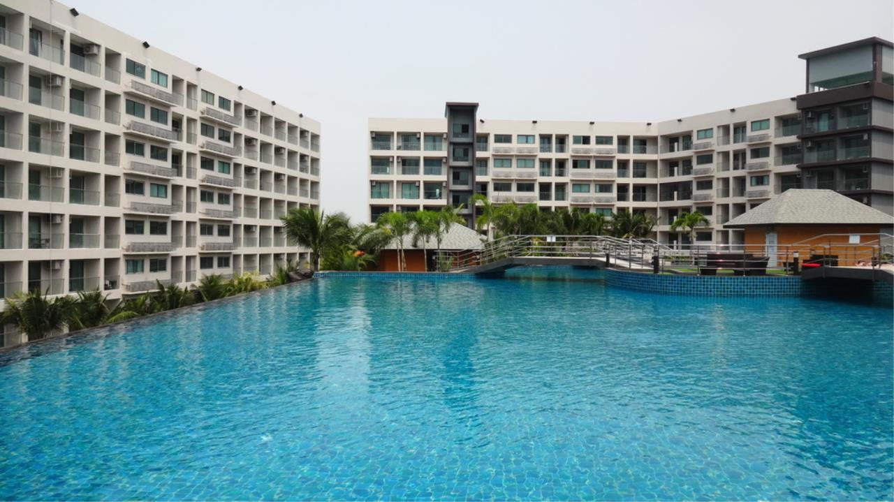 RE/MAX Town & Country Property Agency's Very nice one bedroom in Jomtien 11
