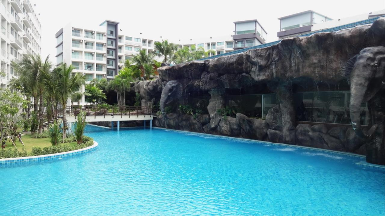 RE/MAX Town & Country Property Agency's Very nice one bedroom in Jomtien 12