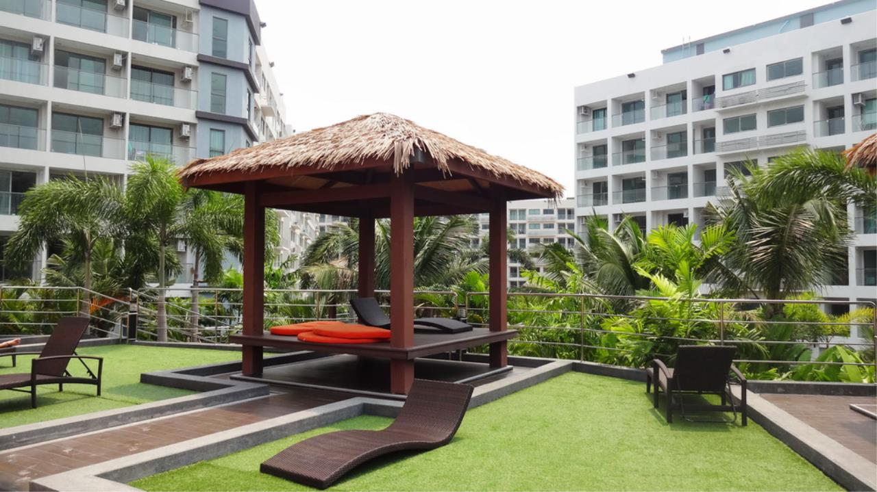 RE/MAX Town & Country Property Agency's Very nice one bedroom in Jomtien 9