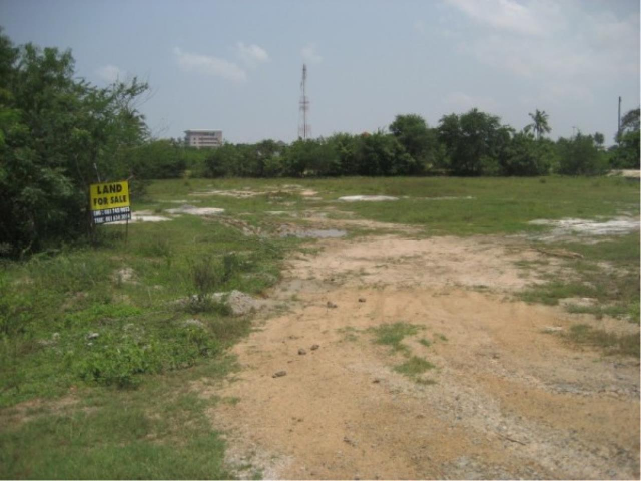 RE/MAX Town & Country Property Agency's Land for sale on Jomtien 1