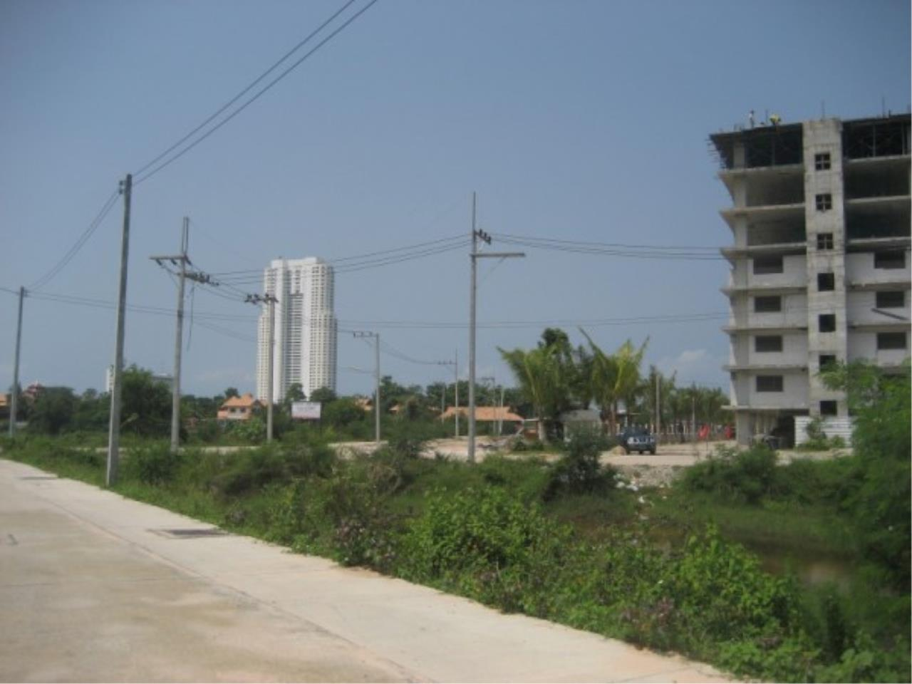 RE/MAX Town & Country Property Agency's Land for sale on Jomtien 4