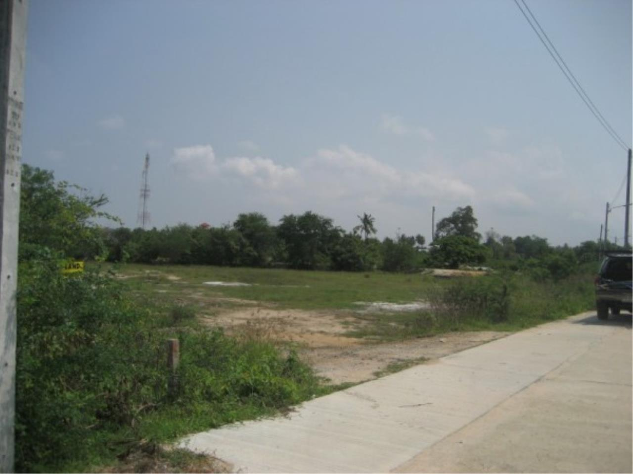 RE/MAX Town & Country Property Agency's Land for sale on Jomtien 5