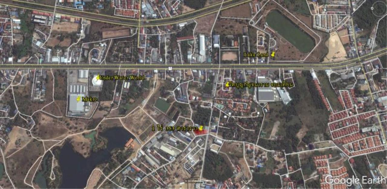 RE/MAX Town & Country Property Agency's Near 2 Rai Jomtien Land - BEST PRICE 1