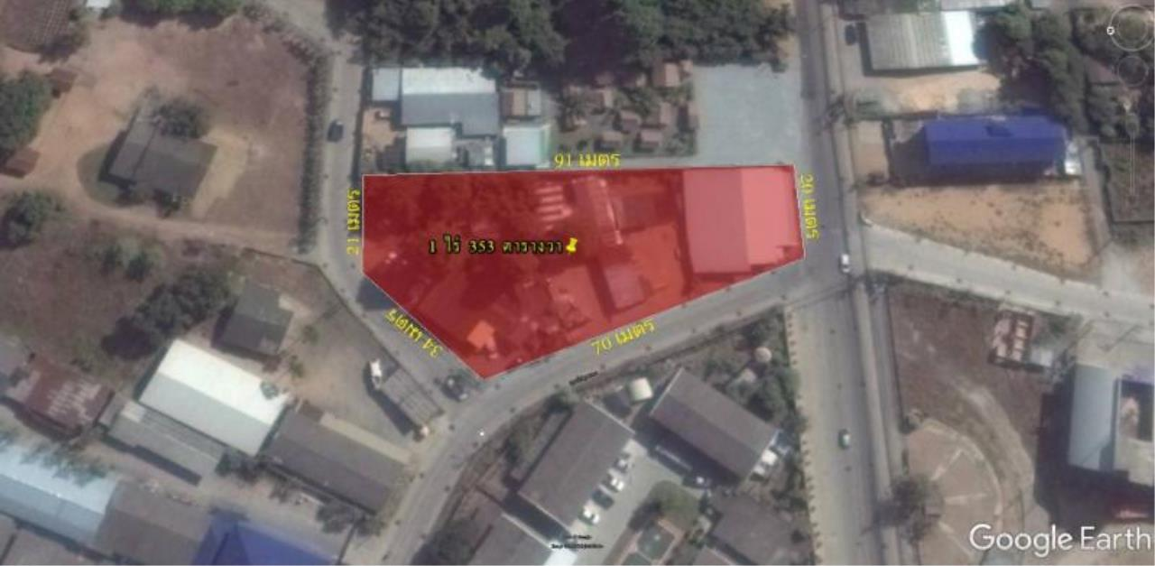 RE/MAX Town & Country Property Agency's Near 2 Rai Jomtien Land - BEST PRICE 2