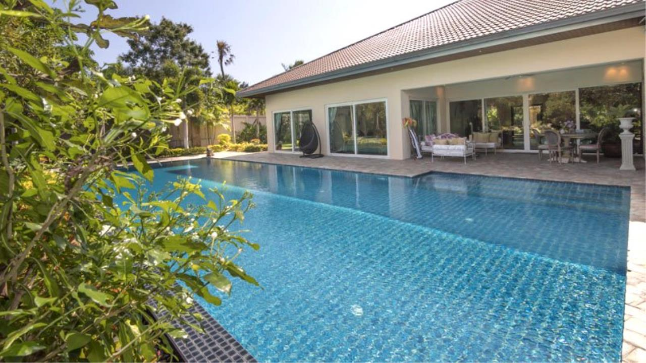 RE/MAX Town & Country Property Agency's Fantastic modern 4 plus bedroom pool-villa in top Mabprachan estate 1