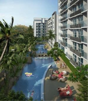 RE/MAX Town & Country Property Agency's Beachside luxury condo for sale in Wong Amat 5