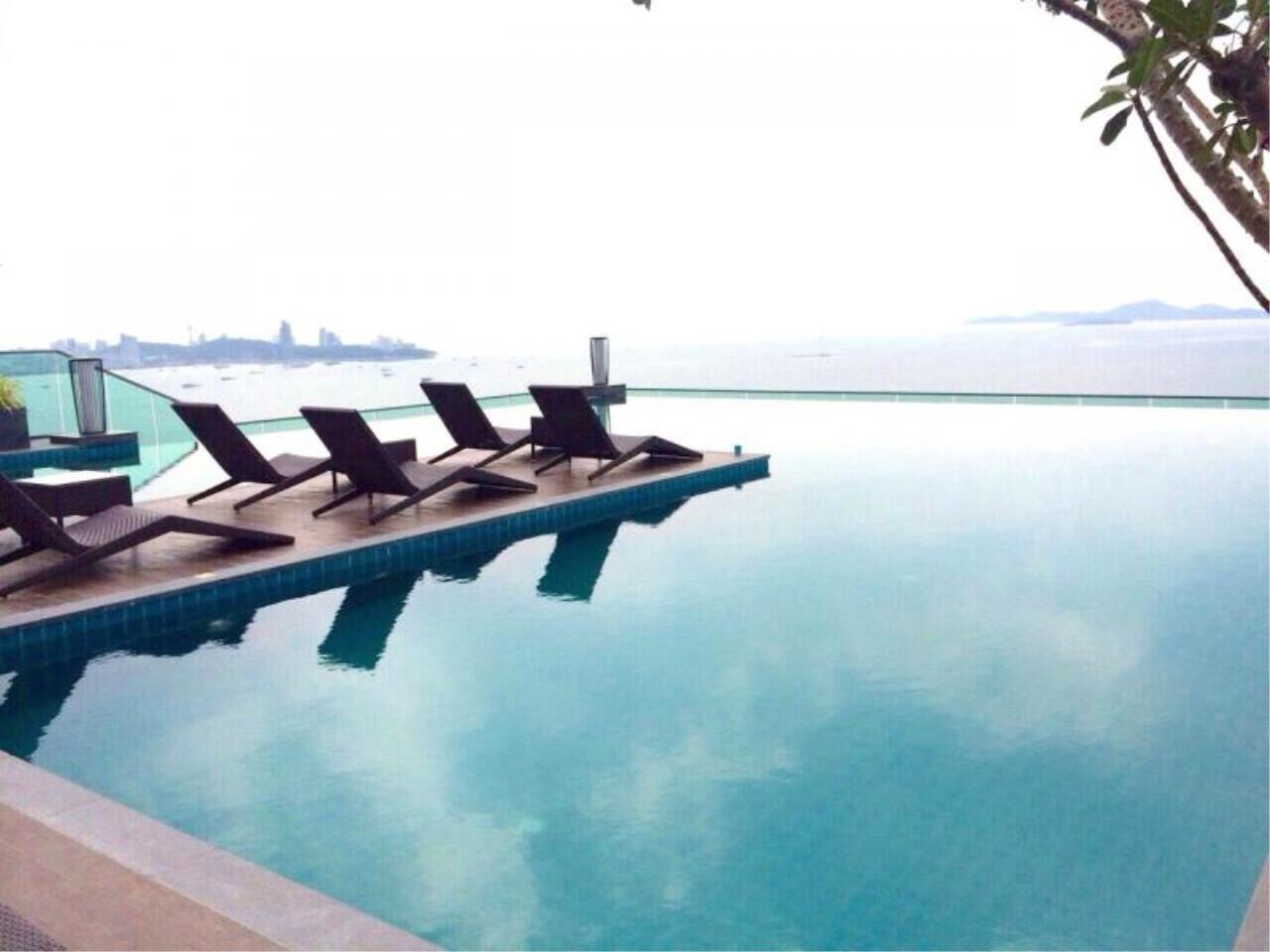 RE/MAX Town & Country Property Agency's Sea View condo for rent in  north Pattaya 3