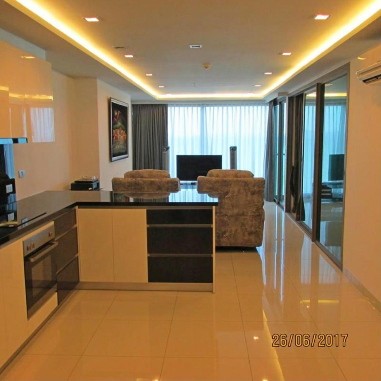 RE/MAX Town & Country Property Agency's Luxury beachfront condo in Wongamat 4