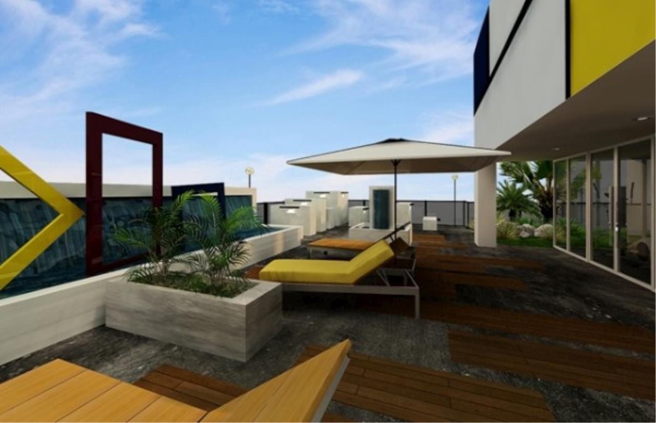 RE/MAX Town & Country Property Agency's Brand new condo in Pratamnak Hill 11