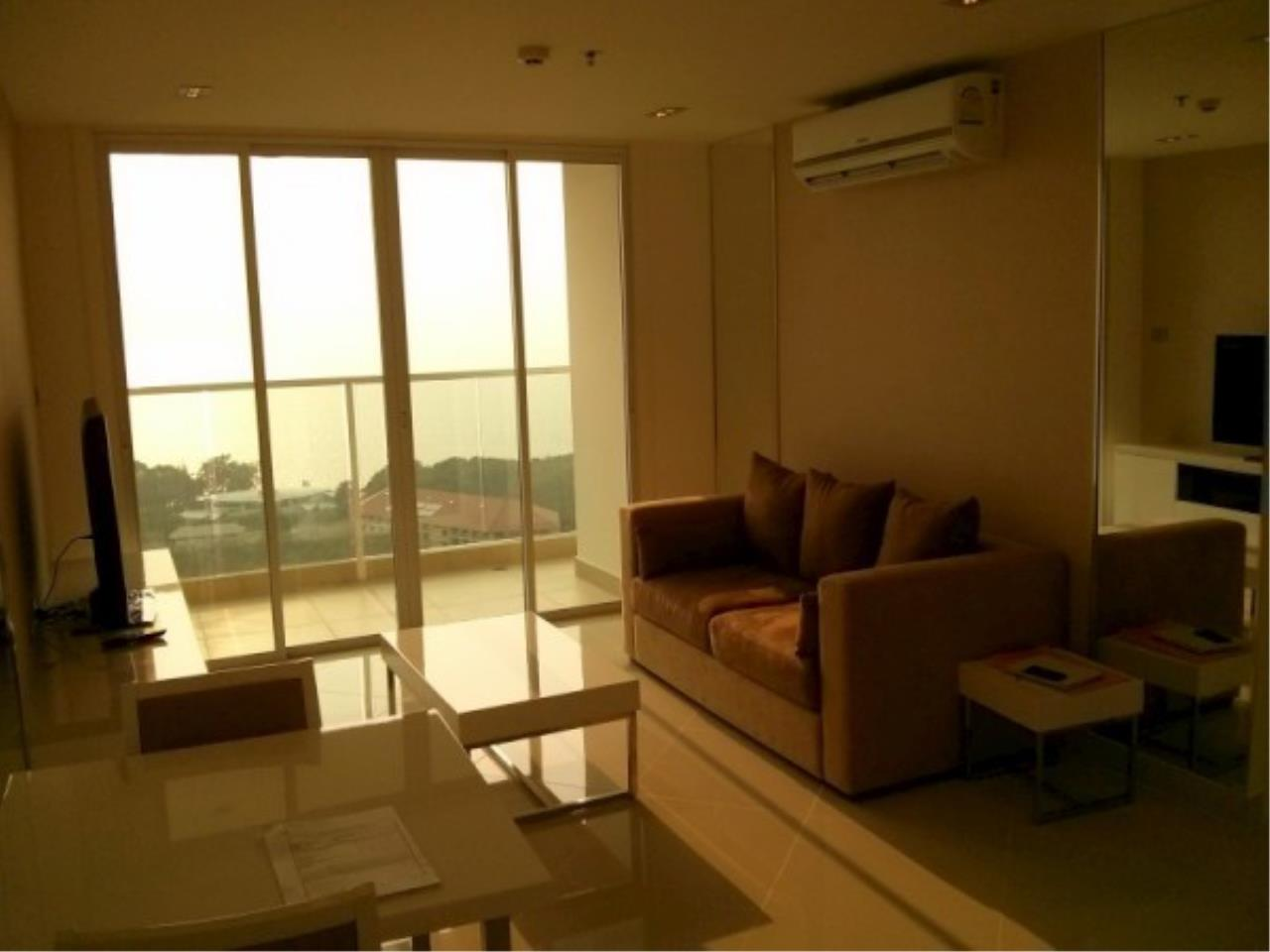 RE/MAX Town & Country Property Agency's High floor sea view condo. 2