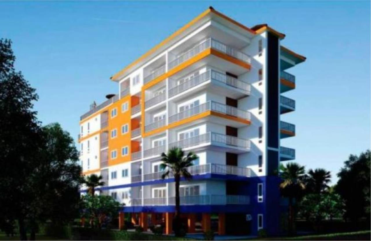 RE/MAX Town & Country Property Agency's Brand new condo for sale on Pratumnak 1