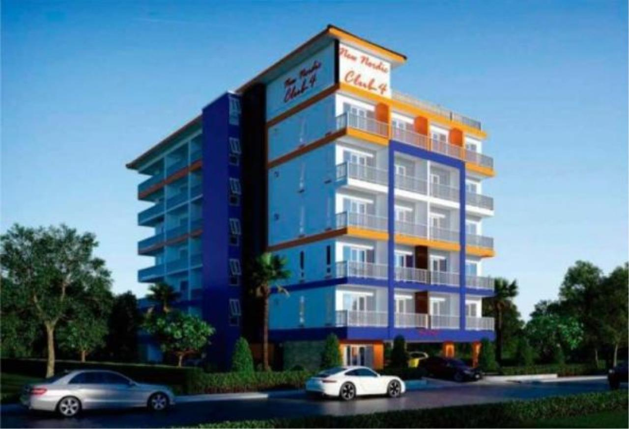 RE/MAX Town & Country Property Agency's Brand new condo for sale on Pratumnak 2