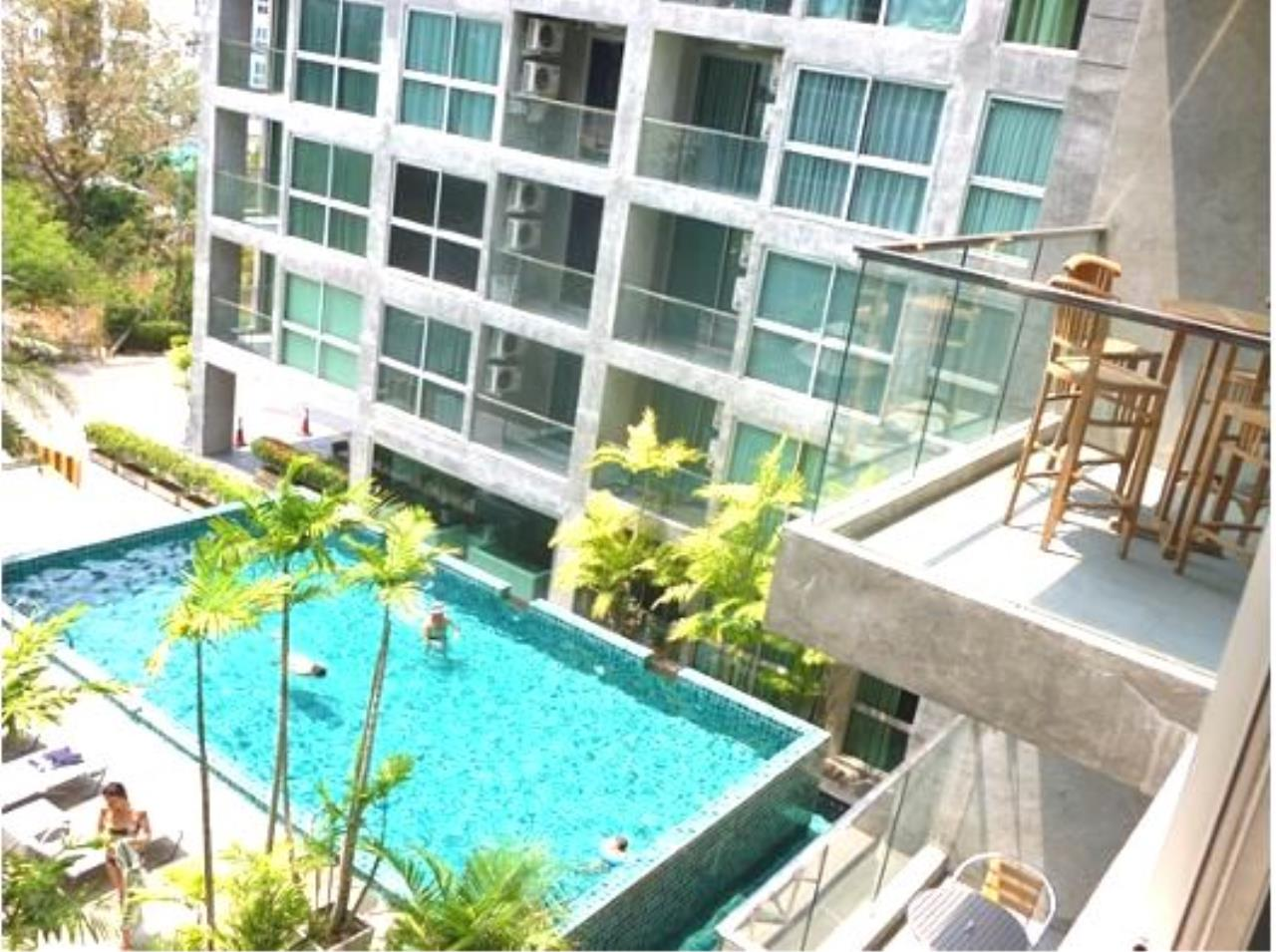 RE/MAX Town & Country Property Agency's Luxury two bed room for sale and rent in Pratamnak 2