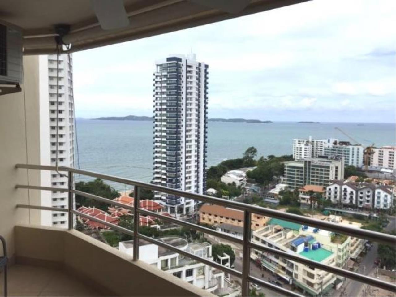 RE/MAX Town & Country Property Agency's Sea View condo for sale in Pratamnak 1