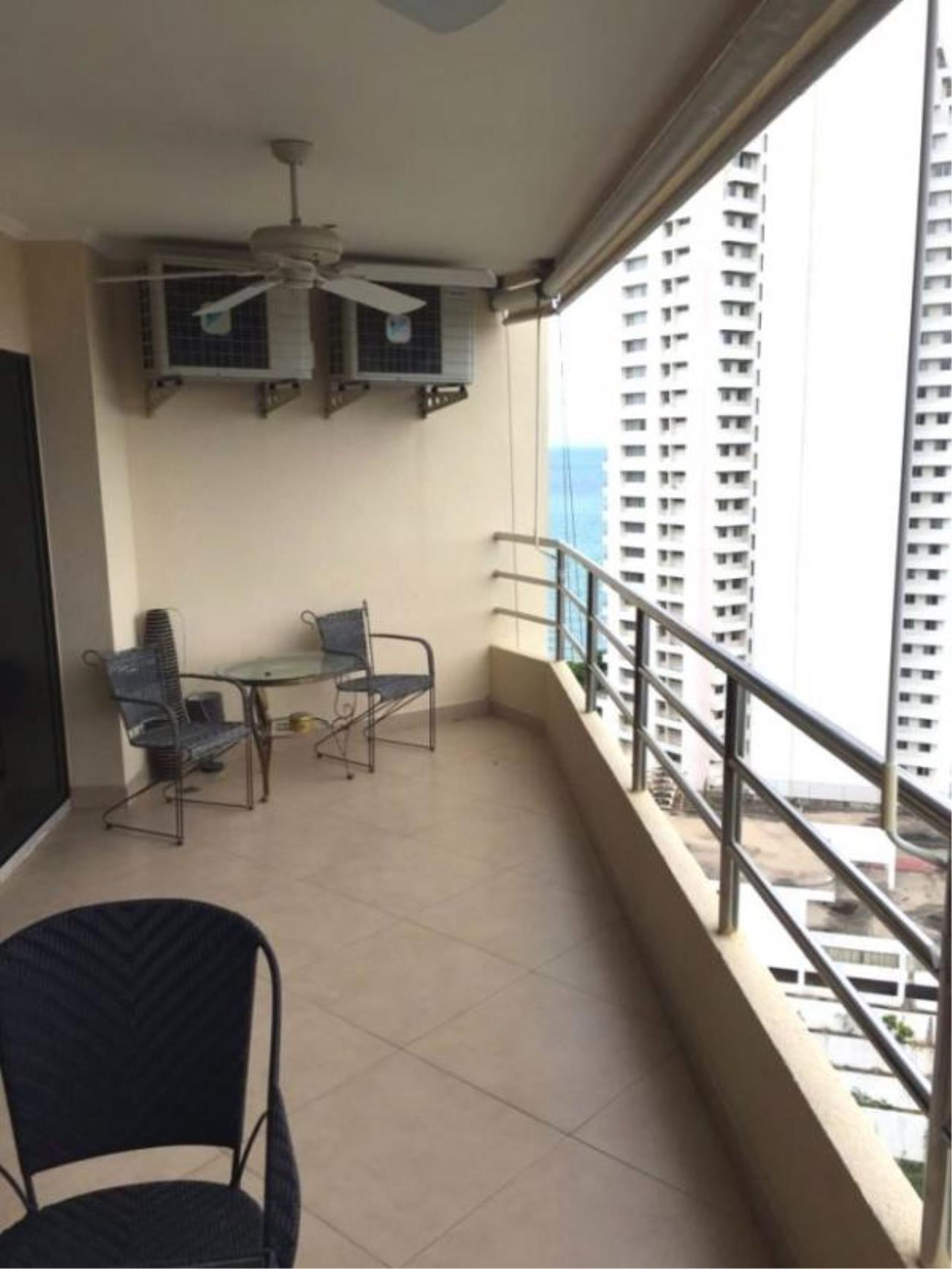 RE/MAX Town & Country Property Agency's Sea View condo for sale in Pratamnak 2