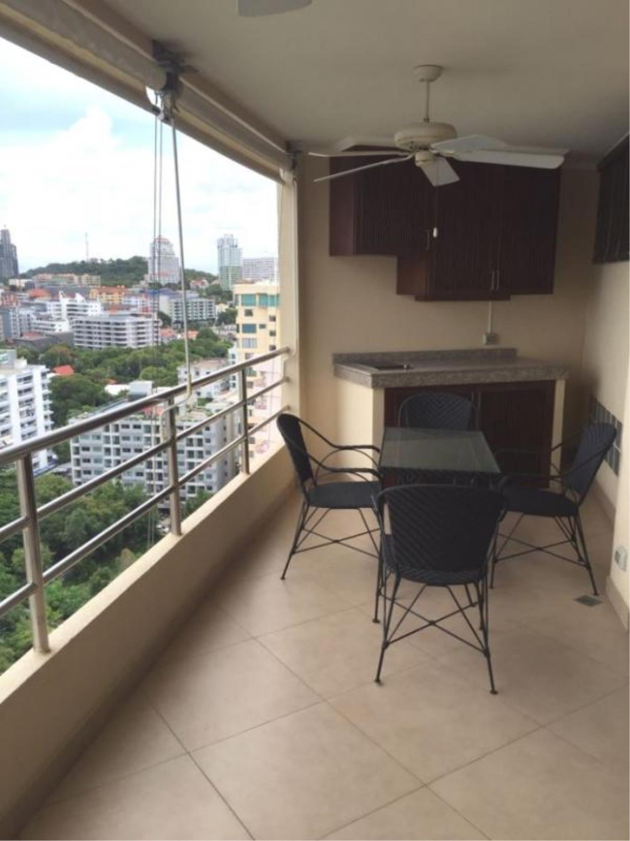 RE/MAX Town & Country Property Agency's Sea View condo for sale in Pratamnak 3