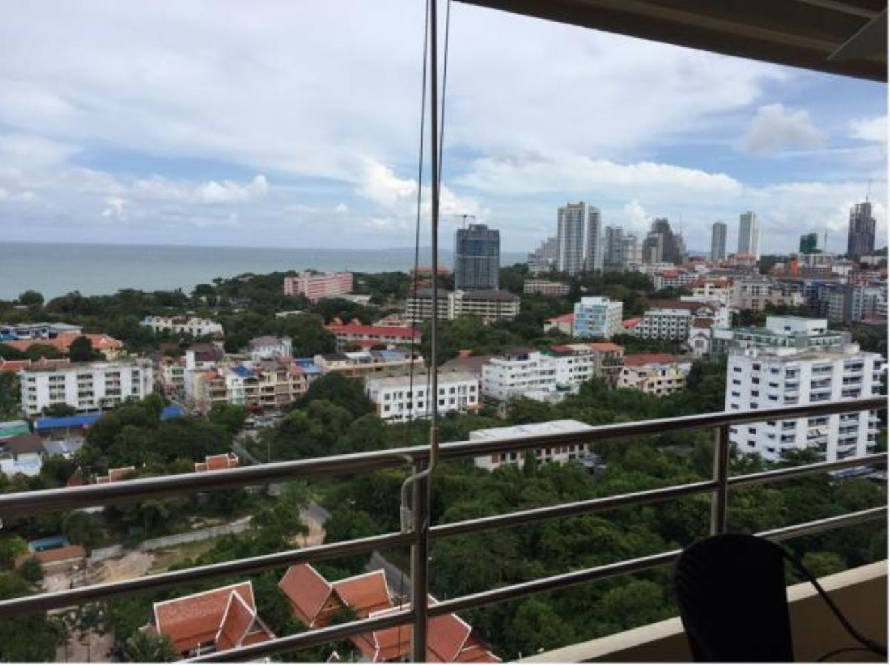 RE/MAX Town & Country Property Agency's Sea View condo for sale in Pratamnak 4