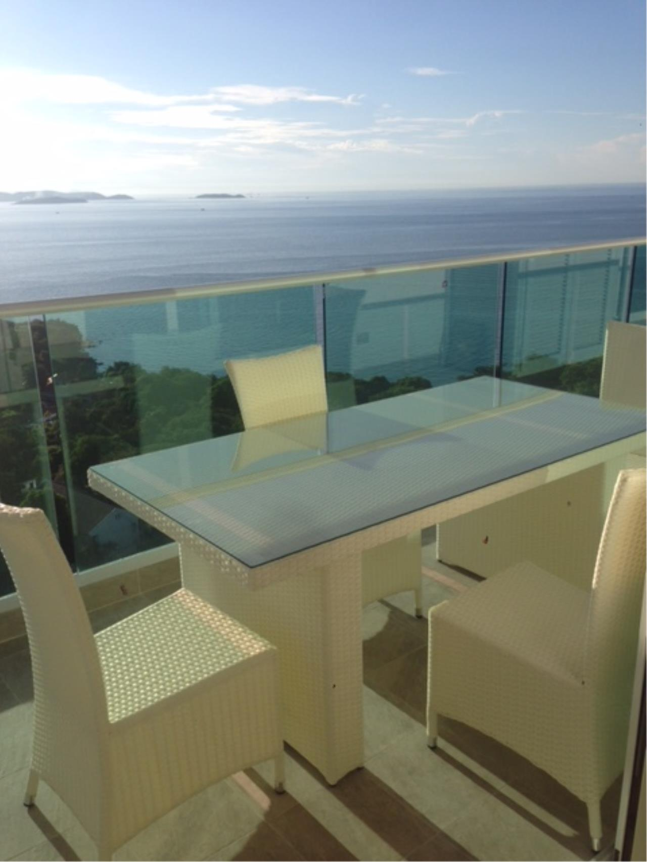 RE/MAX Town & Country Property Agency's Nice seaview condo in Pratamnak 2