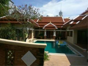 RE/MAX Town & Country Property Agency's Thai Bali Style Villa for Sale in Soi 5 Pratamnak Hill 2