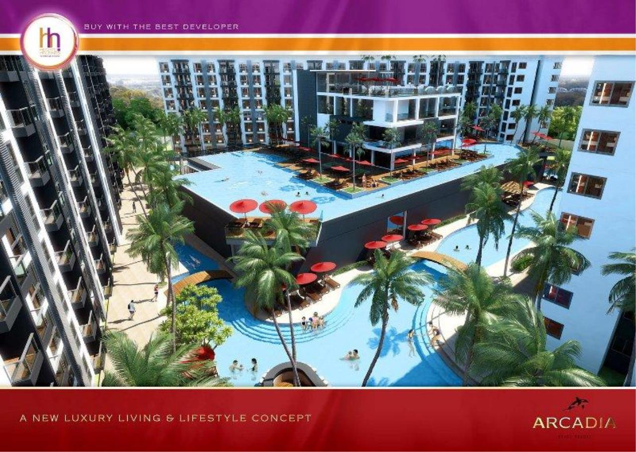 RE/MAX Town & Country Property Agency's Brand new condo in South  Pattaya 1